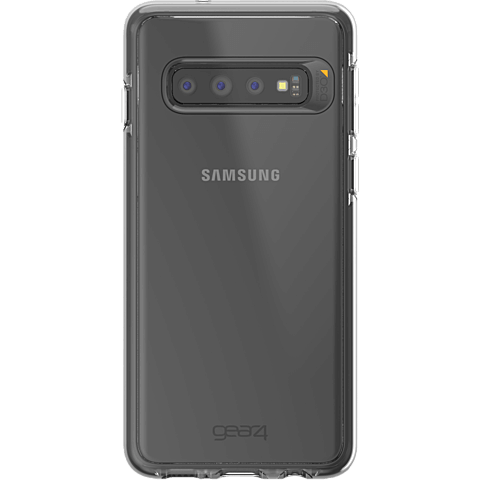gear4 Piccadilly Case Samsung Galaxy S10 - Schwarz 99928930 vorne