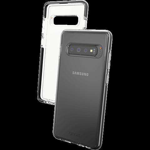 gear4 Piccadilly Case Samsung Galaxy S10+ - Schwarz 99928933 vorne
