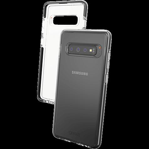 gear4 Piccadilly Case Samsung Galaxy S10+ - Schwarz 99928933 hero