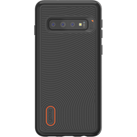 gear4 Battersea Case Samsung Galaxy S10+ - Schwarz 99928934 vorne