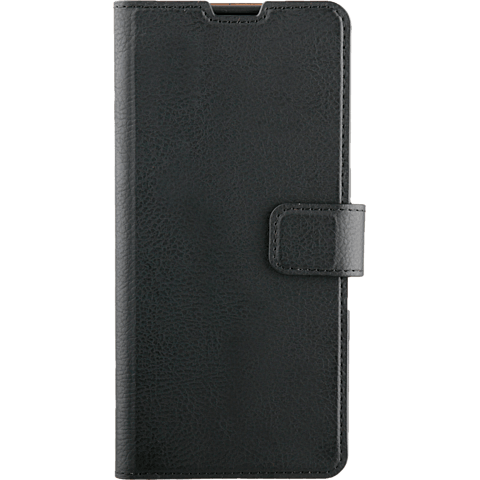 xqisit Slim Wallet Selection Samsung Galaxy S10+ - Schwarz 99928892 vorne