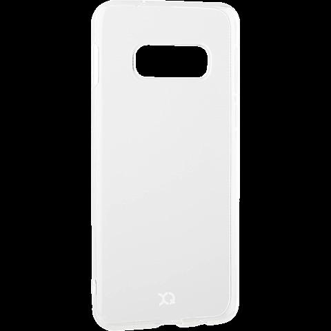 xqisit Flex Case Samsung Galaxy S10e - Transparent 99928893 seitlich