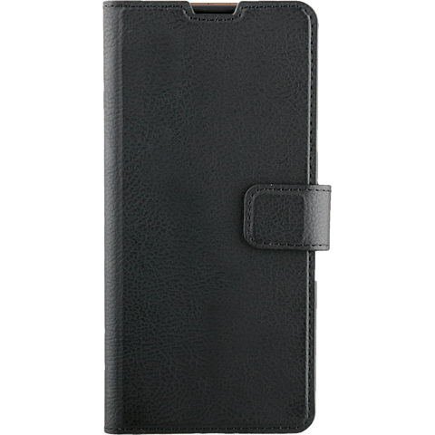 xqisit Slim Wallet Selection Samsung Galaxy S10e - Schwarz 99928919 vorne