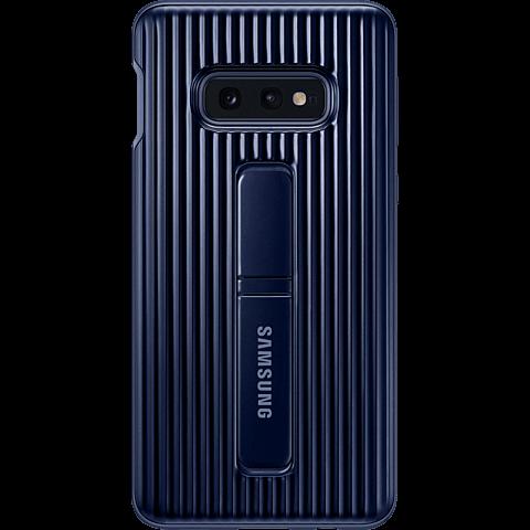 Samsung Protective Standing Cover Galaxy S10e - Blau 99929142 vorne