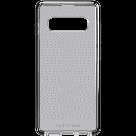 Tech21 Evo Check Hülle Samsung Galaxy S10+ - Schwarz 99928877 hero