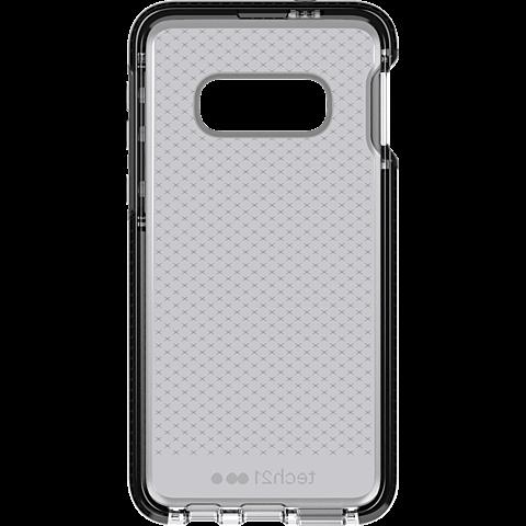 Tech21 Evo Check Hülle Samsung Galaxy S10e - Schwarz 99928881 hinten
