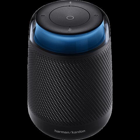 Harman Kardon Allure Portable Bluetooth-Lautsprecher - Schwarz 99929055 seitlich