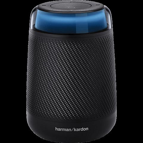 Harman Kardon Allure Portable Bluetooth-Lautsprecher - Schwarz 99929055 vorne