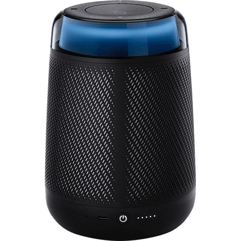 Harman Kardon Allure Portable Bluetooth-Lautsprecher - Schwarz 99929055 hinten