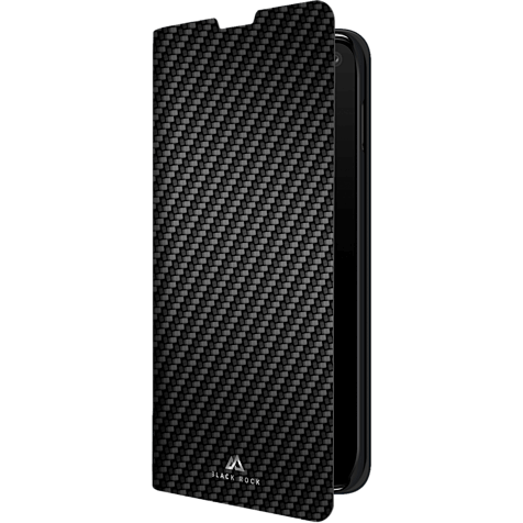 BlackRock Booklet Flex Carbon Samsung Galaxy S10e - Schwarz 99928918 hero