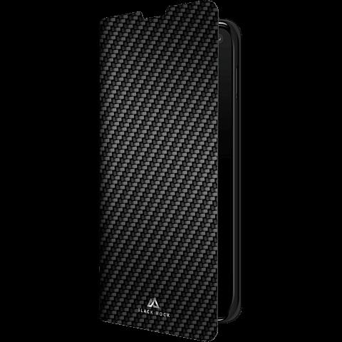 BlackRock Booklet Flex Carbon Samsung Galaxy S10e - Schwarz 99928918 vorne