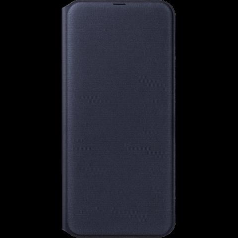 Samsung Wallet Cover Galaxy A50 - Schwarz 99929273 vorne