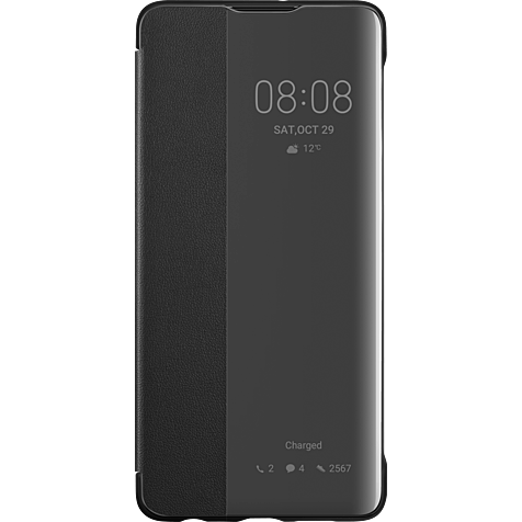 HUAWEI Smart View Flip Cover P30 - Schwarz 99929249 hero