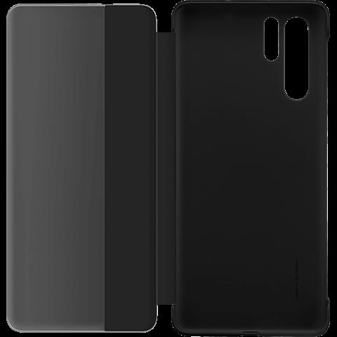 HUAWEI Smart View Flip Cover P30 Pro - Schwarz 99929250 seitlich