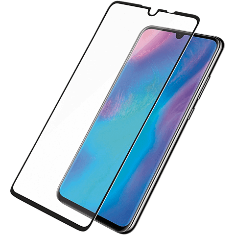 PanzerGlass Display Glas HUAWEI P30 - Transparent 99929151 vorne