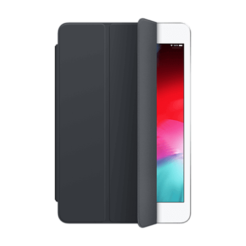 Apple iPad mini Smart Cover (5. Generation) - Anthrazit 99929256 vorne