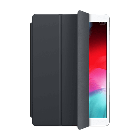 Apple iPad Air 10,5 Smart Cover - Anthrazit 99929257 vorne