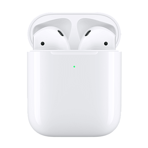Apple AirPods mit kabellosem Ladecase - Weiß 99929270 hero