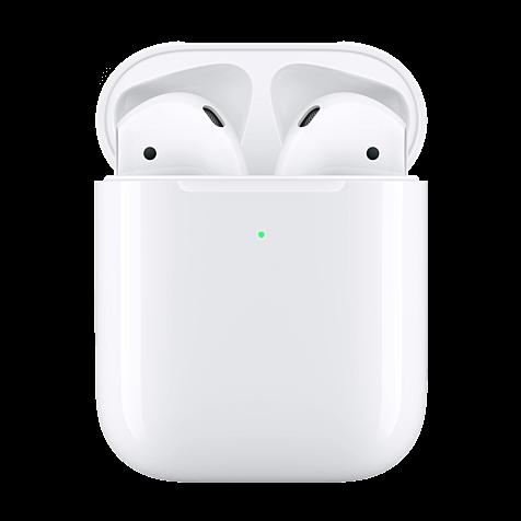 Apple AirPods mit kabellosem Ladecase - Weiß 99929270 hero