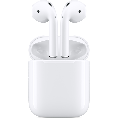 Apple AirPods mit Ladecase - Weiß 99929271 hero