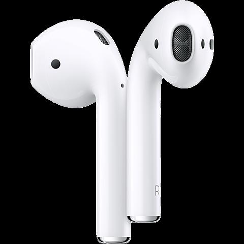 Apple AirPods mit Ladecase - Weiß 99929271 vorne