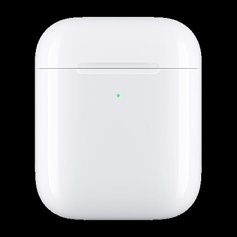 Apple Kabelloses Ladecase für AirPods - Weiß 99929272 hero