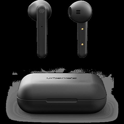 Urbanista Stockholm True Wireless Bluetooth-Kopfhörer - Schwarz 99929056 hero