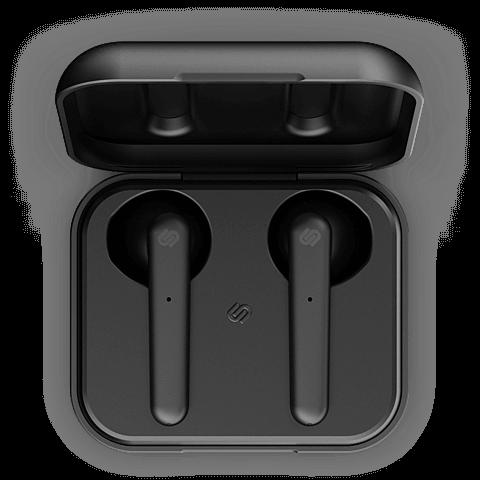 Urbanista Stockholm True Wireless Bluetooth-Kopfhörer - Schwarz 99929056 hinten