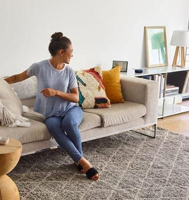 Smart Home im Mesh Netzwerk: Sprachsteuerung