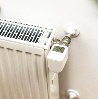 Smart Home im Mesh Netzwerk: Heizungssteuerung