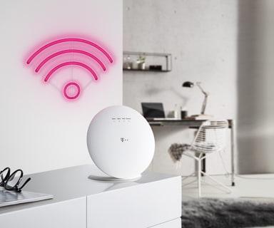 Telekom Mesh WLAN: WLAN Reichweite optimieren