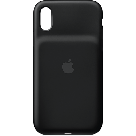 Apple iPhone XR Smart Battery Case - Schwarz 99929298 hero
