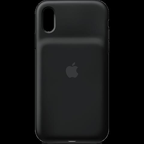 Apple iPhone XR Smart Battery Case - Schwarz 99929298 vorne