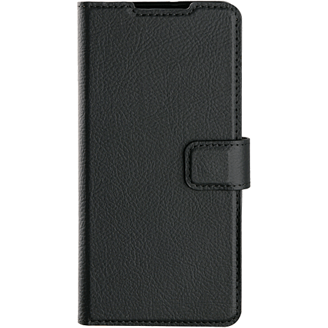 xqisit Slim Wallet Selection HUAWEI P30 lite - Schwarz 99929165 vorne