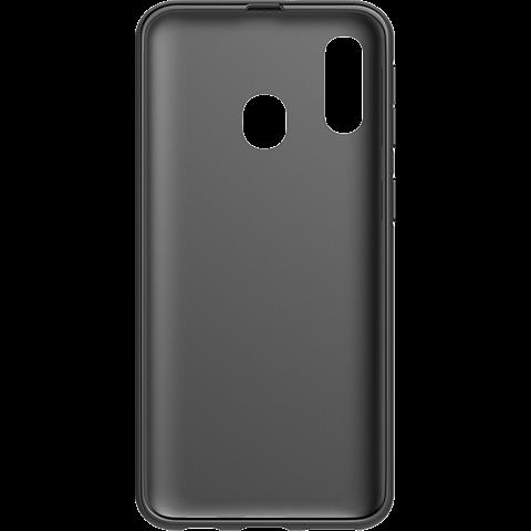 Tech21 Studio Colour Hülle Samsung Galaxy A40 - Schwarz 99929303 hinten