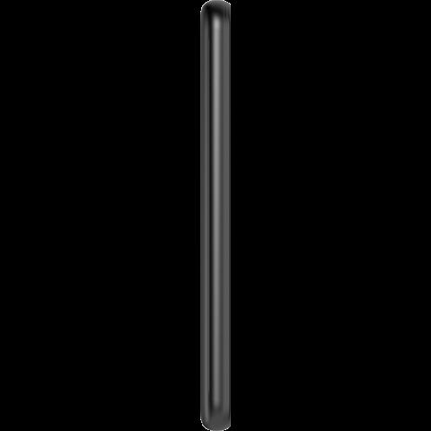 Tech21 Studio Colour Hülle Samsung Galaxy A40 - Schwarz 99929303 seitlich