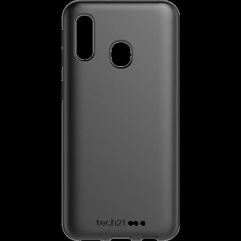 Tech21 Studio Colour Hülle Samsung Galaxy A40 - Schwarz 99929303 vorne