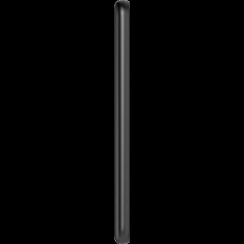 Tech21 Studio Colour Hülle Samsung Galaxy A50 - Schwarz 99929304 seitlich
