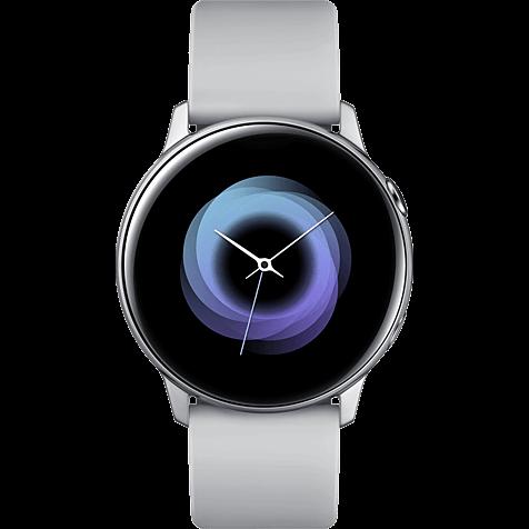 Samsung Galaxy Watch Active - Silber 99929276 hero