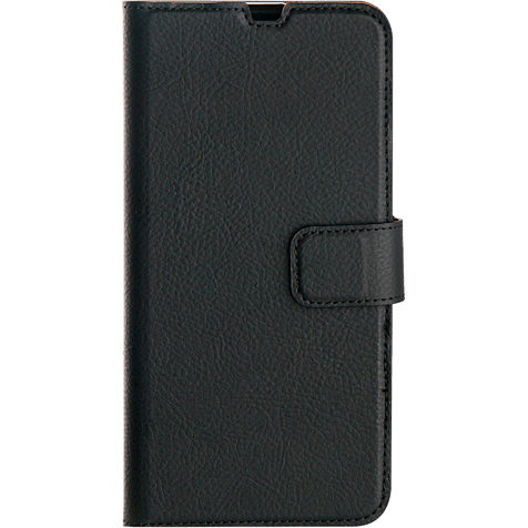 xqisit Slim Wallet Selection Samsung Galaxy A40 - Schwarz 99929162 hero