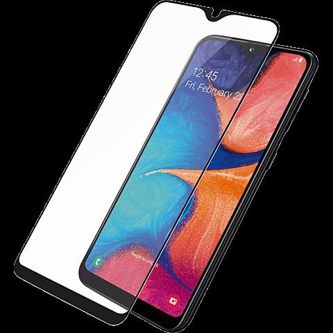 PanzerGlass Display Glas Samsung Galaxy A20e - Transparent 99929160 vorne