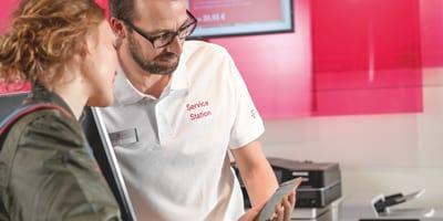 Terminvereinbarung | Telekom