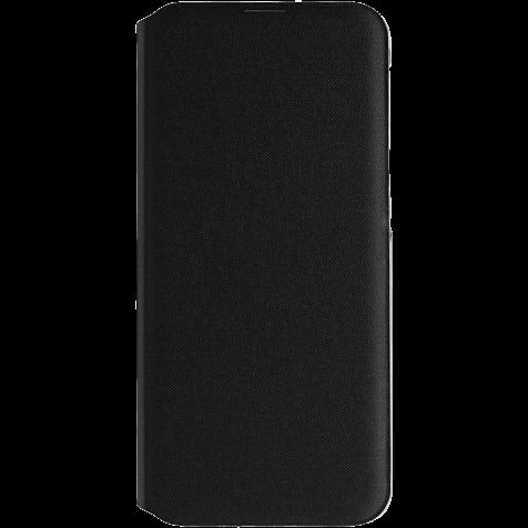 Samsung Wallet Cover Galaxy A20e - Schwarz 99929357 hero