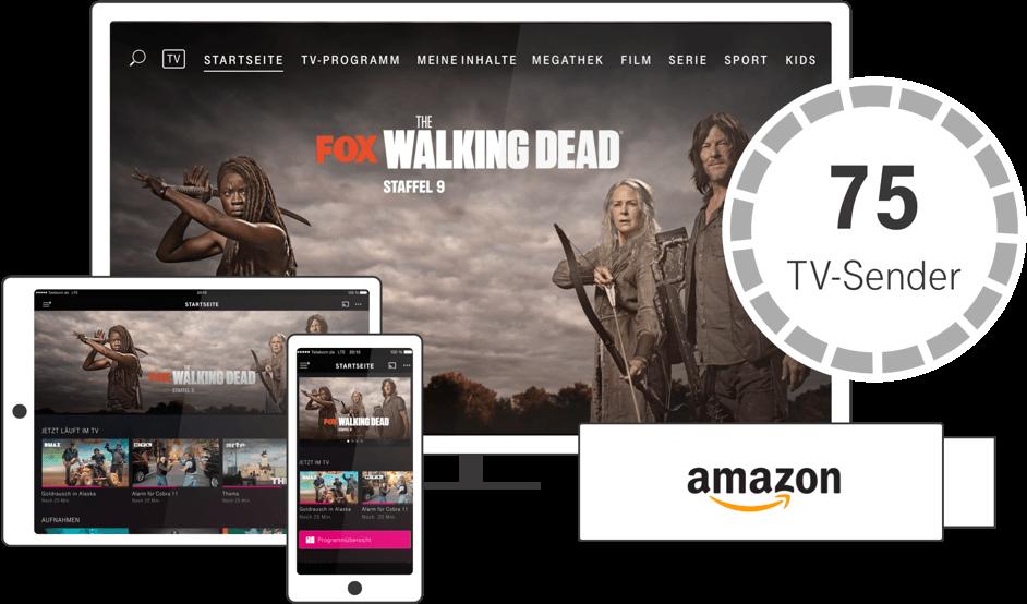 MagentaTV: Fernsehen, Serien und Filme in HD streamen