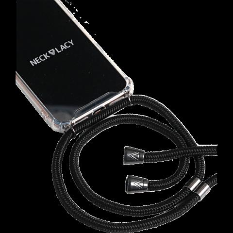 Necklacy Case Apple iPhone XS Max - Schwarz 99929372 vorne