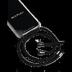 Necklacy Case Samsung Galaxy S10 - Schwarz 99929383 kategorie
