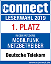 Leserwahl Connect Mobilfunk 2018