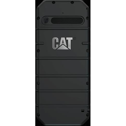 CAT B35 Schwarz Hinten