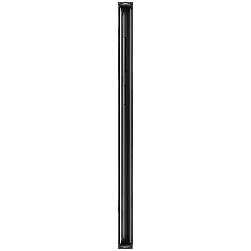Samsung Galaxy S9 Schwarz Seite