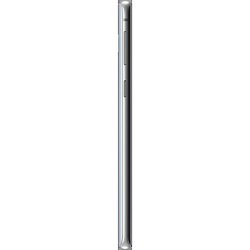 Samsung Galaxy S10 Prism White Seite